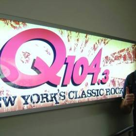 Radio Q 104 - New York