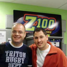 Scotty B - Studio Air Z 100 New York